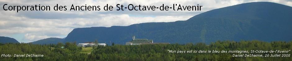 Corporation Des Anciens de St-Octave-de-l'Avenir